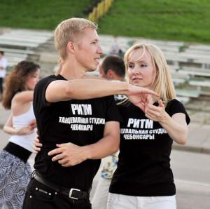 танцы чебоксары студия ритм