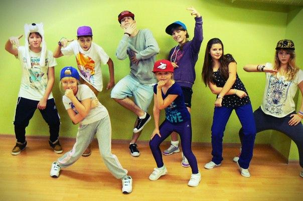 Уличные Танцы для Детей 7-12